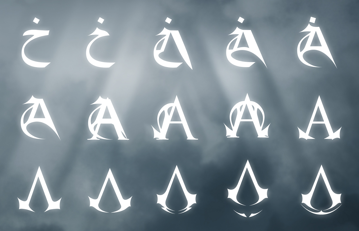 Assassin S Creed Logo On Behance