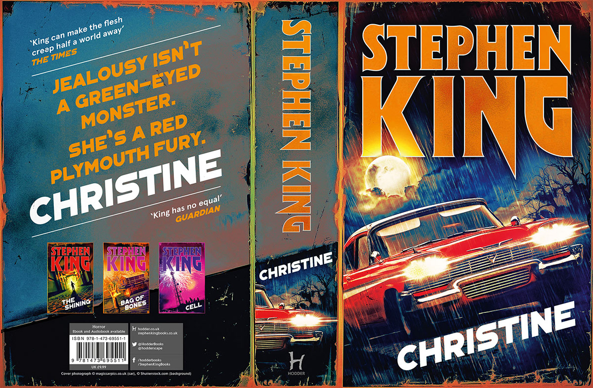 Stephen King Christine Ebook