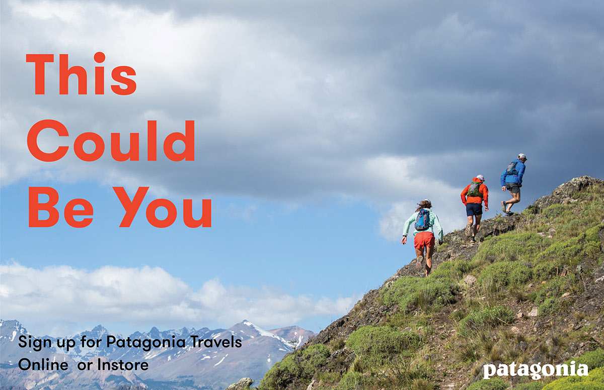 Patagonia Brand Extension: Patagonia Travels on SCAD ...
