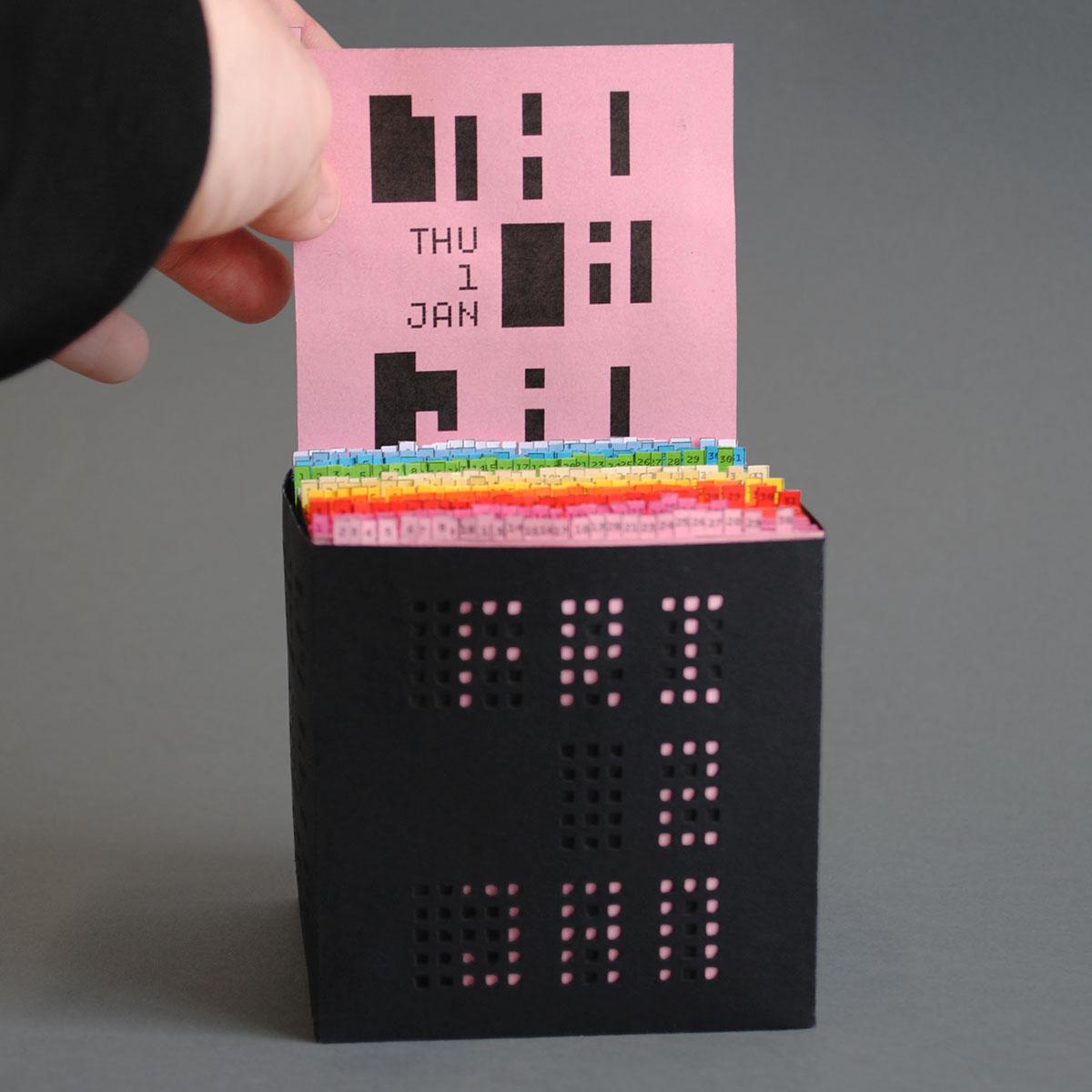 calendar,matrix,type,Screen Matrix