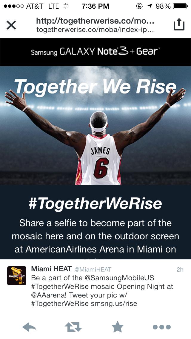 Miami Heat Digital Social Media On Behance