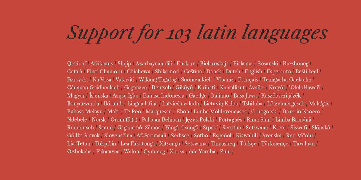 libre Caslon Classic free text bold italic font revival