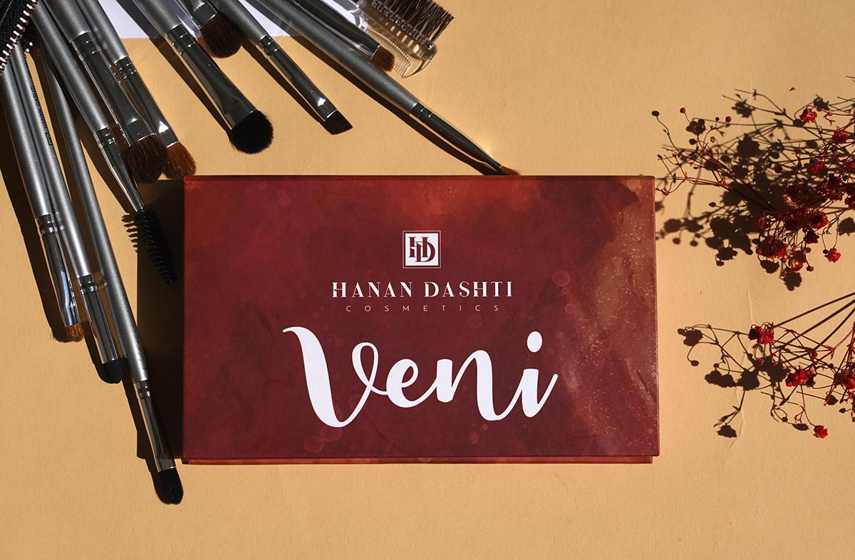 HD cosmetics photography