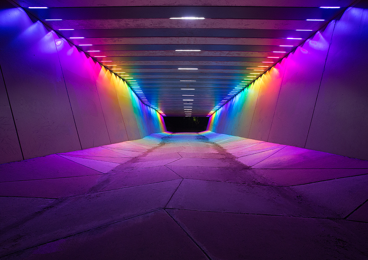 Larissa Underpass Melbourne On Behance