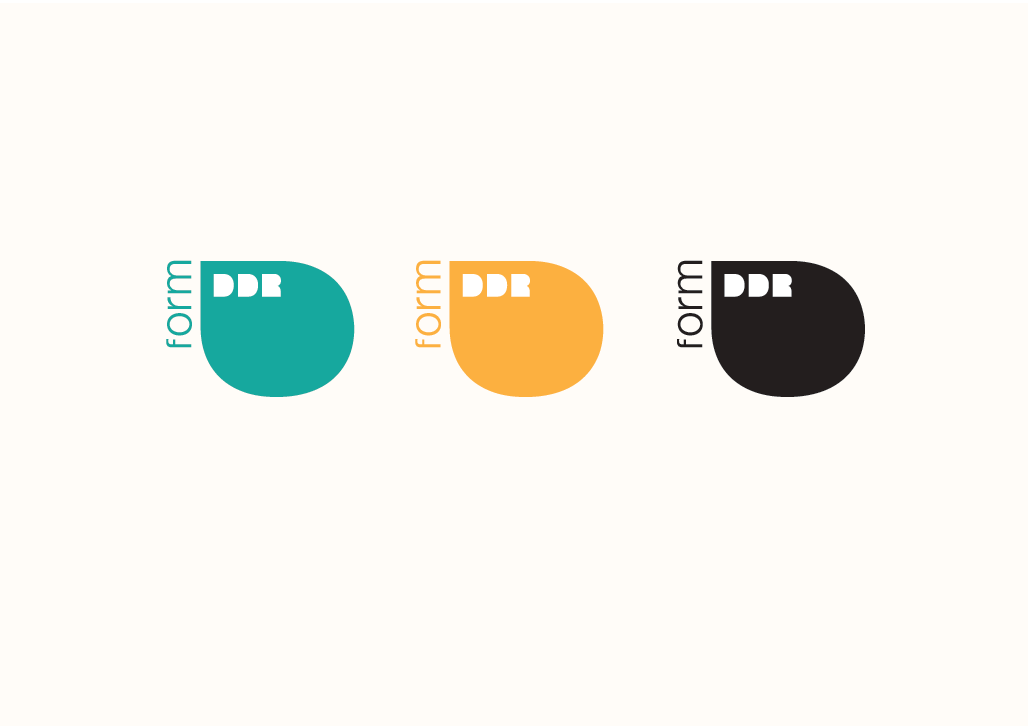 logo corporate design ddr