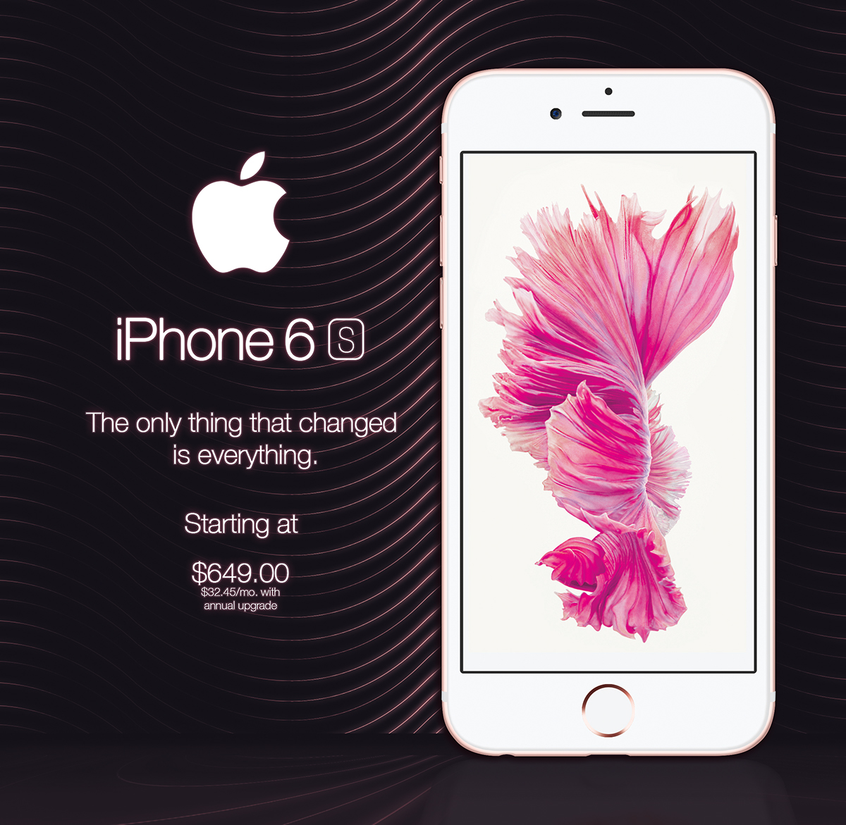 Iphone 6s Advertisement Digital Painting On Behance