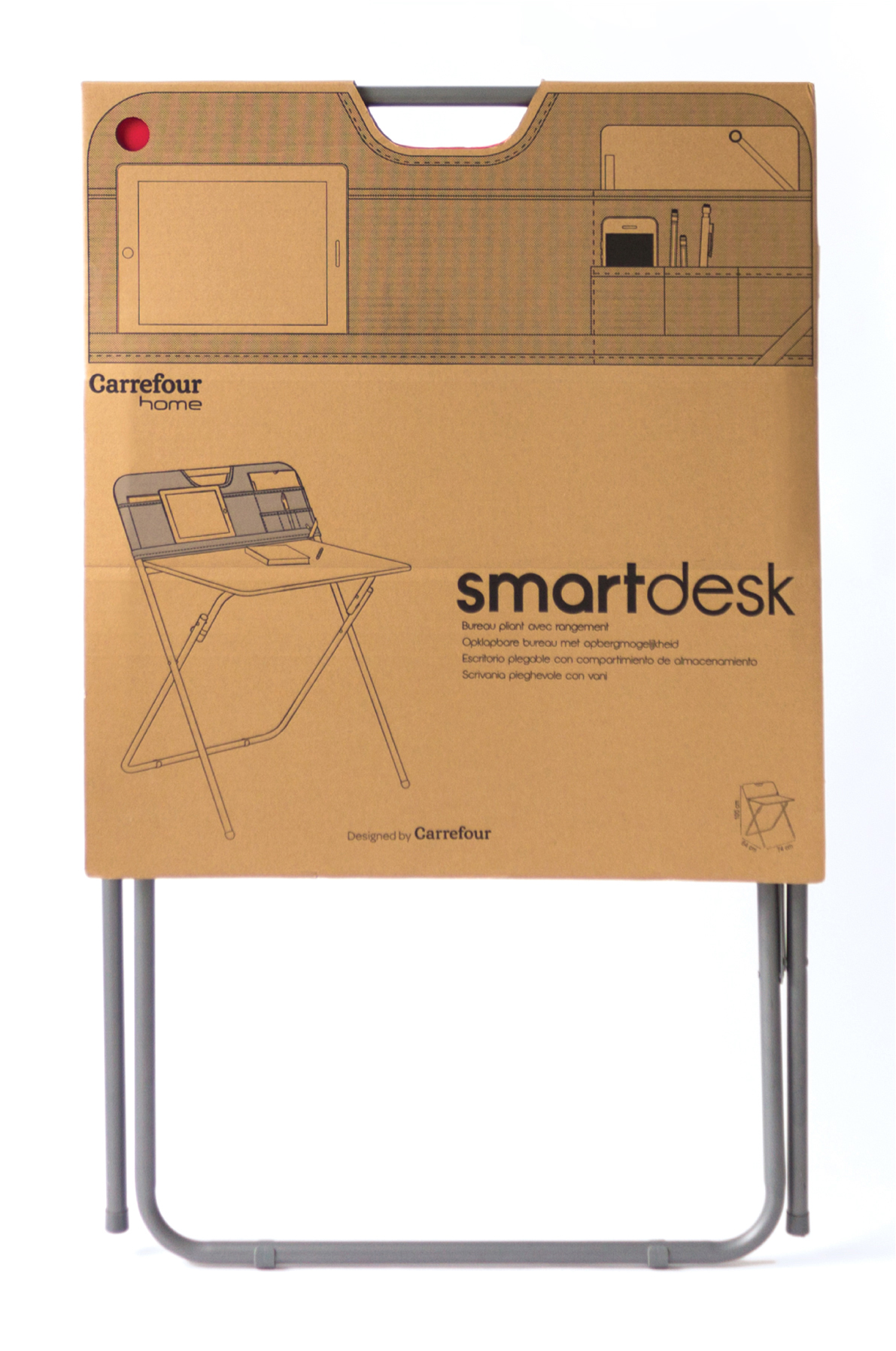 SMARTDESK bureau pliant on Behance