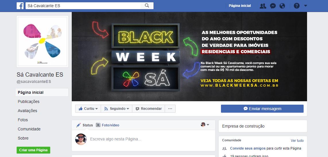 Black Week Sá Cavalcante - Varejo on Behance e70f5a8cb5