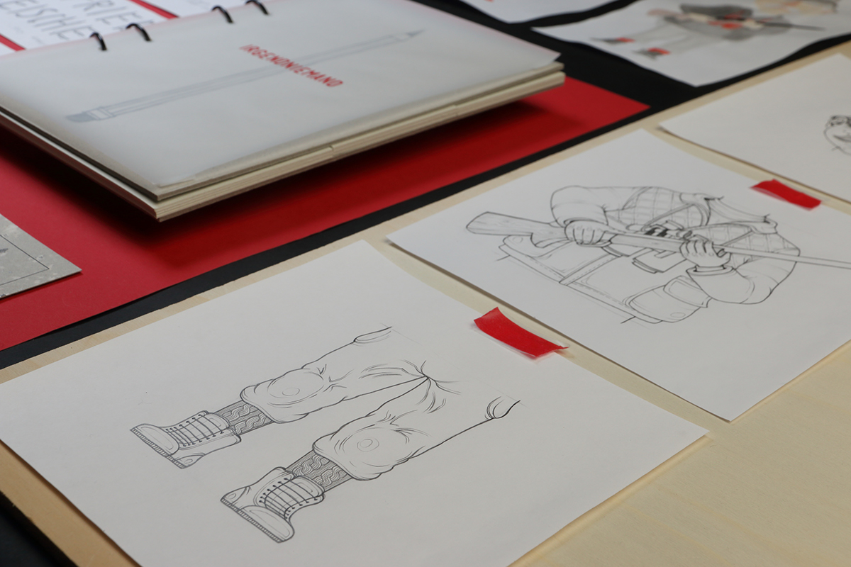 ILLUSTRATION  sketches charakterdesign sketch communicationdesign stopmotion zeichentrick Zeichnung Drawing  humans