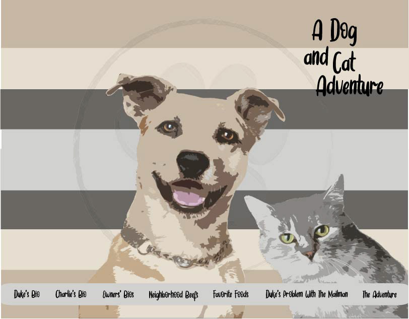 Image may contain: animal, carnivore and dog