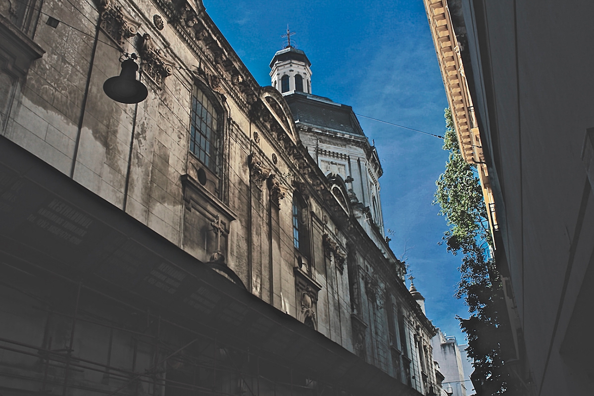 buenos aires argentina Bank of London Alessandro Zir Luso-Brazilian Encounters churches