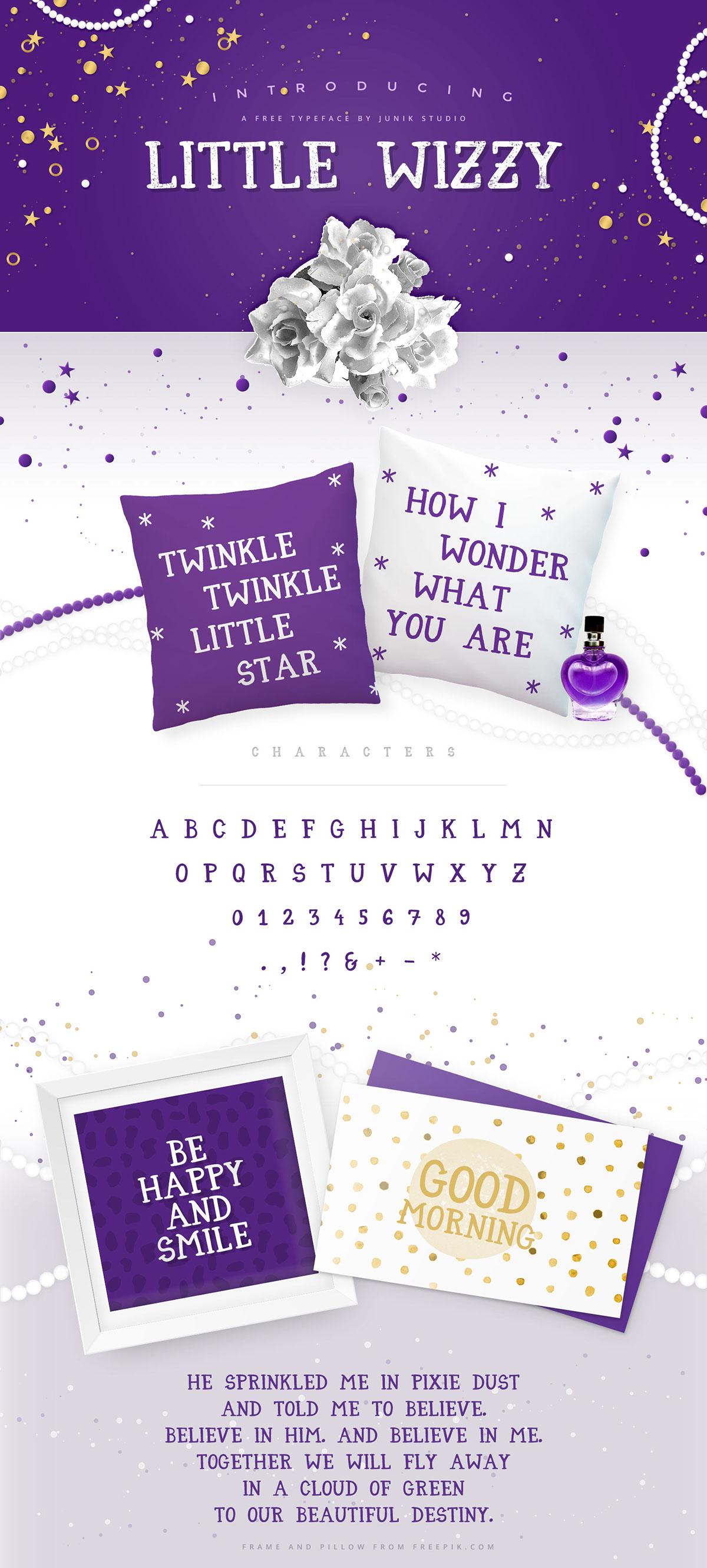 free freebie font fonts slab wizzard typo Free font