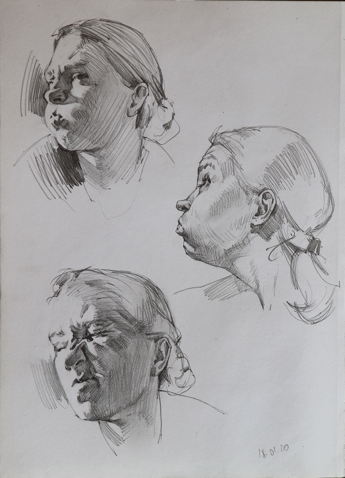 emotions Character design  sketch animation  Drawing  ILLUSTRATION