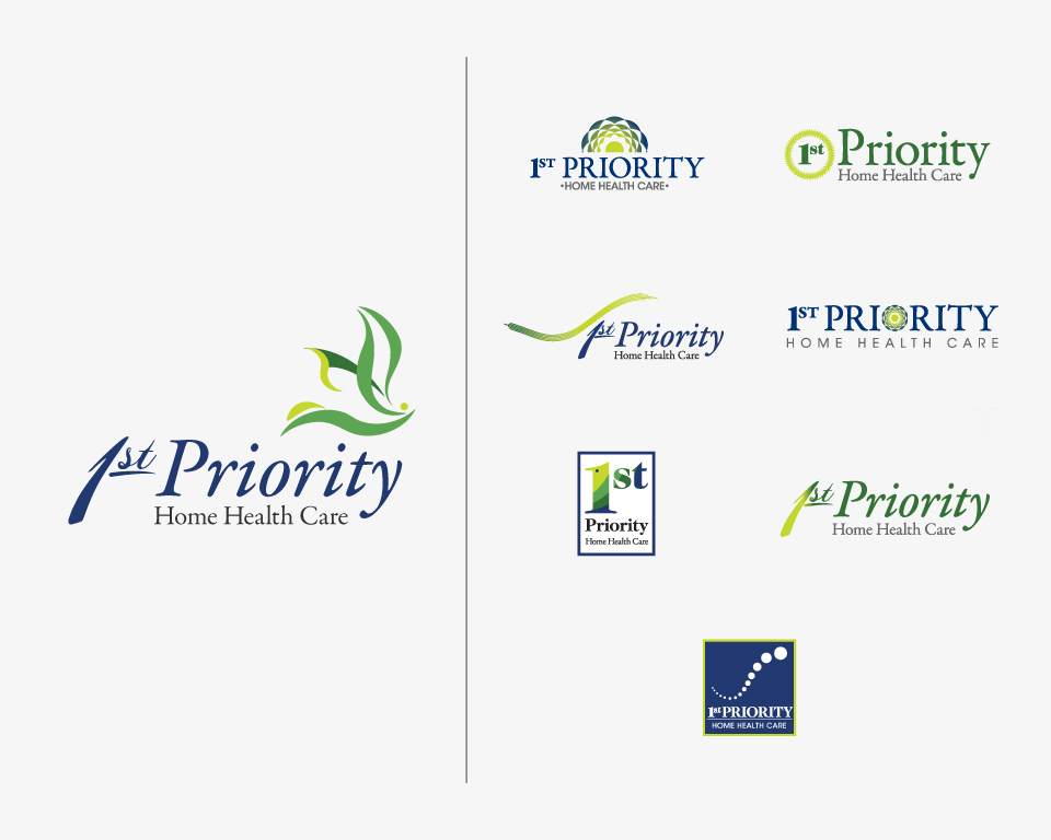 1st Priority Home Health Care Branding System