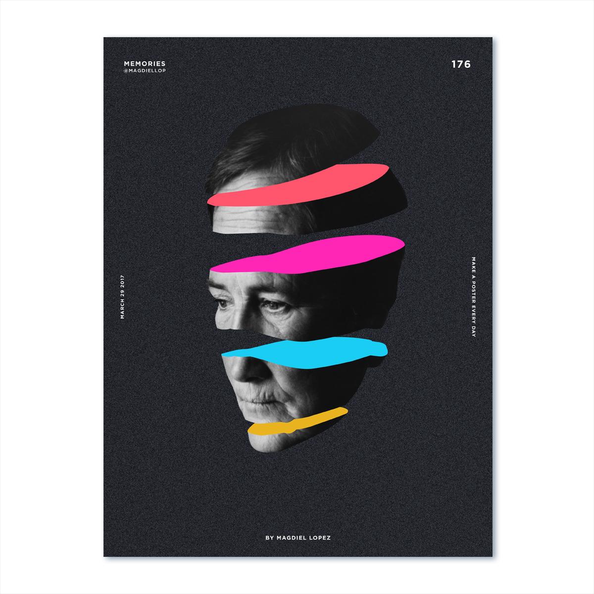 creative poster design - 768×768