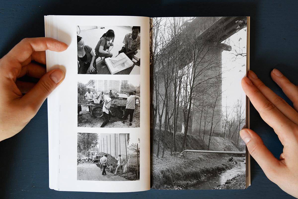 architecture editorial graphic design  book design
