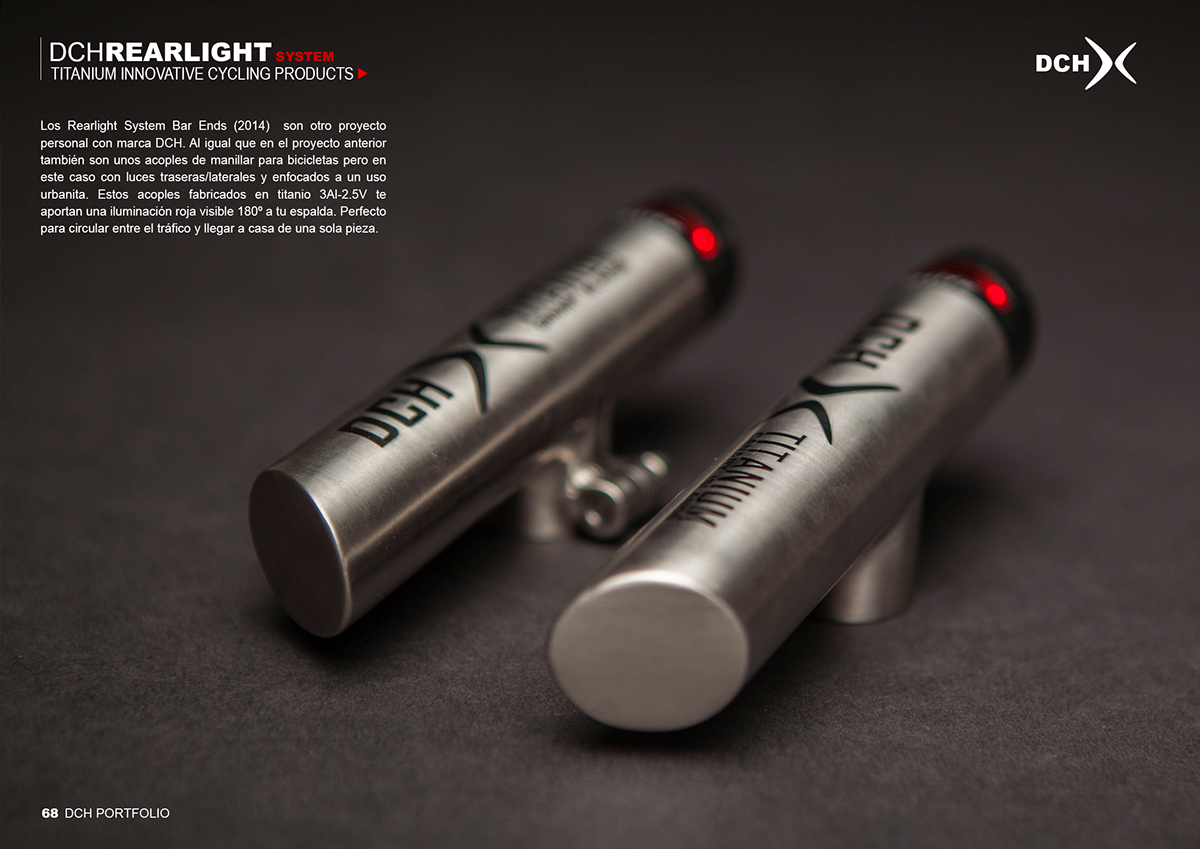 DCH Rearlight System on Behance