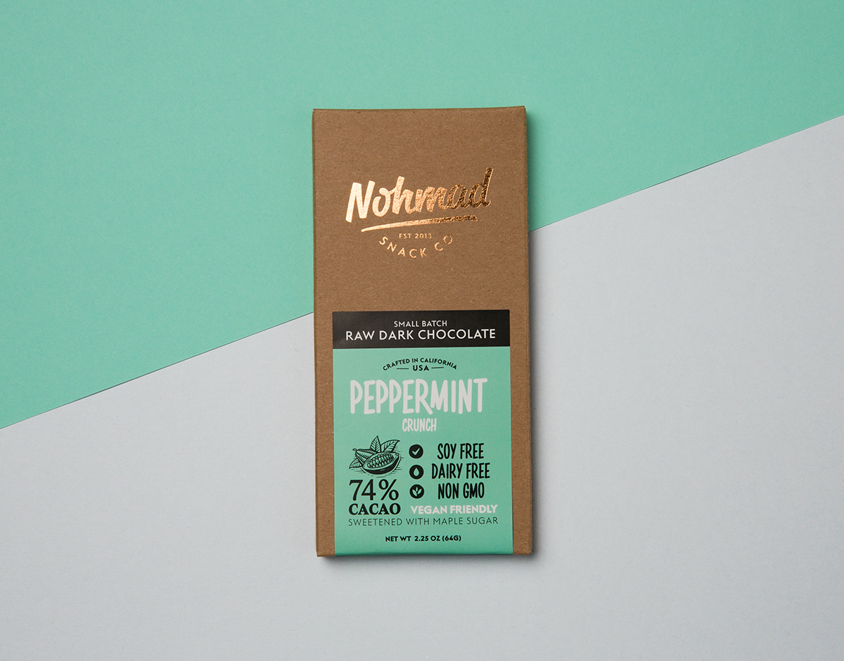 Nohmad Chocolates On Behance
