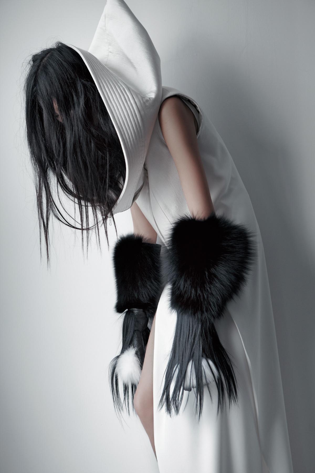 Qiu hao fashion designer