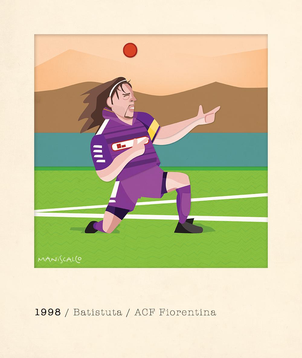 Filippo Maniscalco material design Epic Moments celebrations soccer roger milla Asprilla cantona celebration