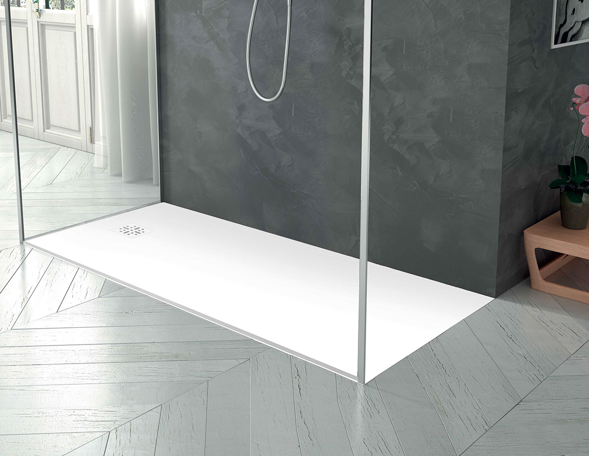 blu•stone™ shower bases on Behance