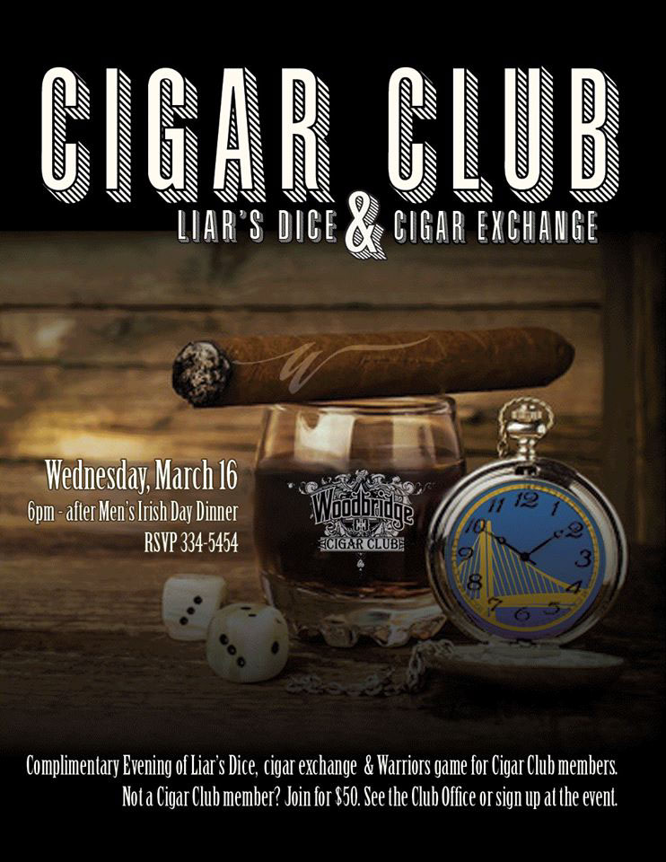 Adobe Portfolio Event Design marketing   communications cigars basketball dice