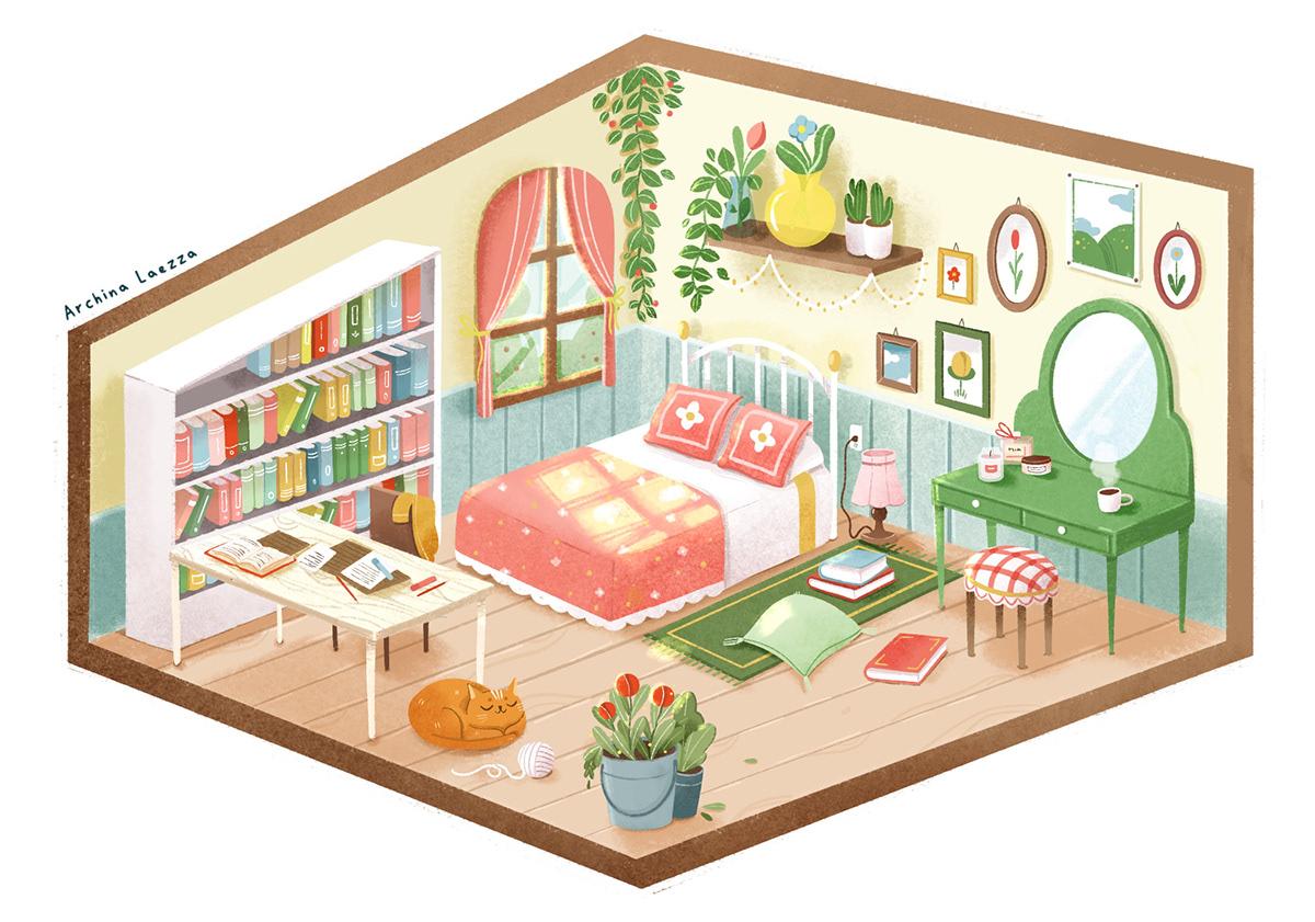 arte artist children illustration digital illustration ILLUSTRATION  illustratrice illustrazione kid lit