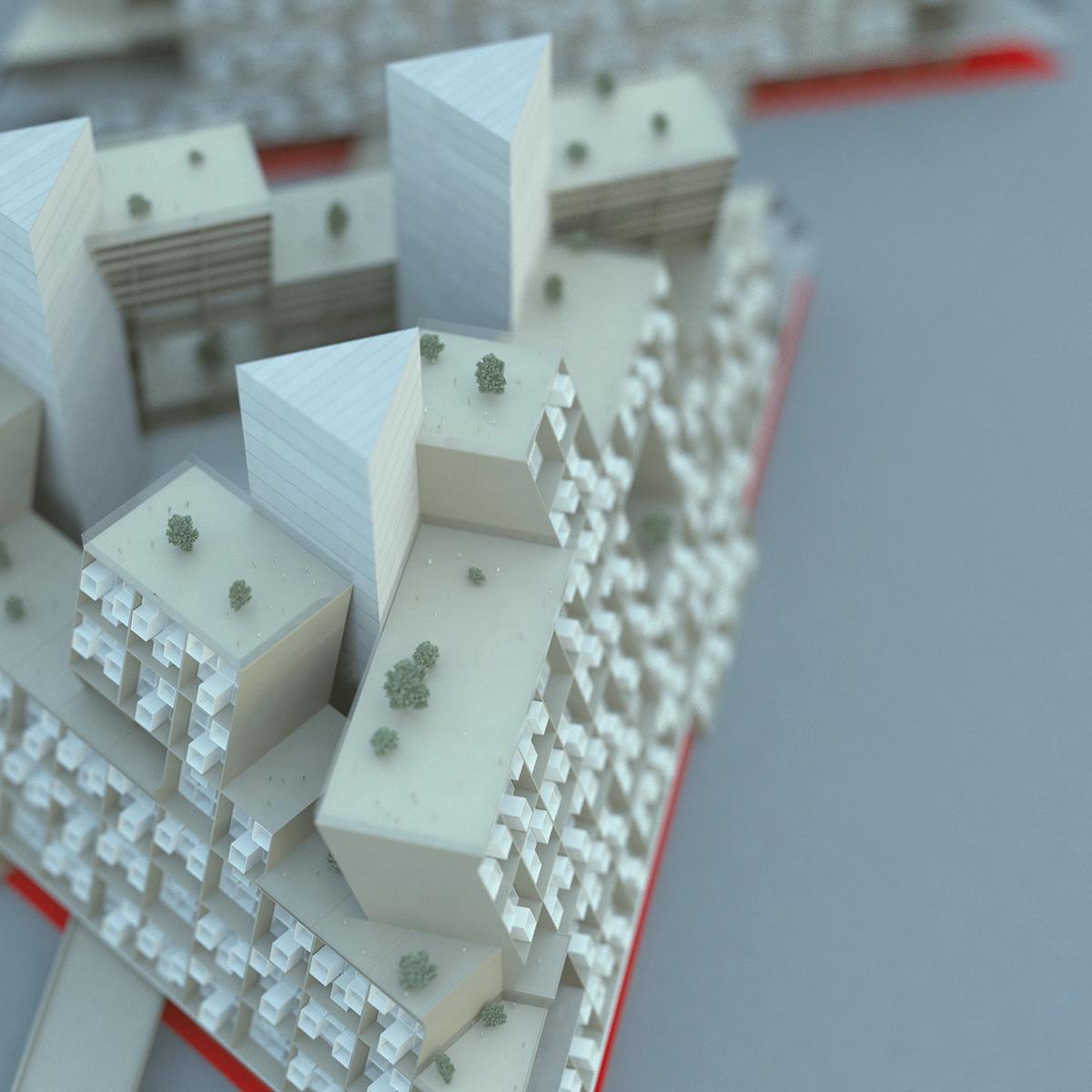 richard buckminster fuller 3D studio MAX CG artist digital jon stone jon stone Triton city sea utopia Utopian Optimism