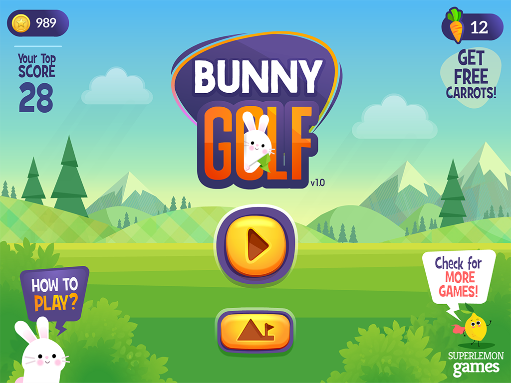 mobile game casual funny cute unity app app store Google Play