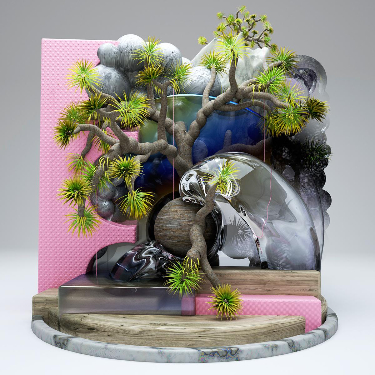 antoni tudisco surreal worlds 2.0 3D adobe design