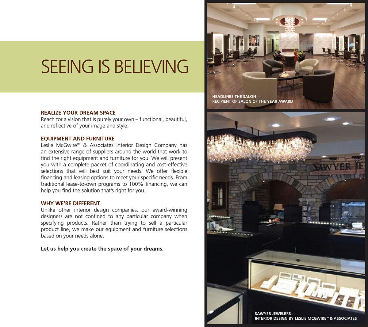 Interior Design Leslie McGwireTM Associate Company On Behance