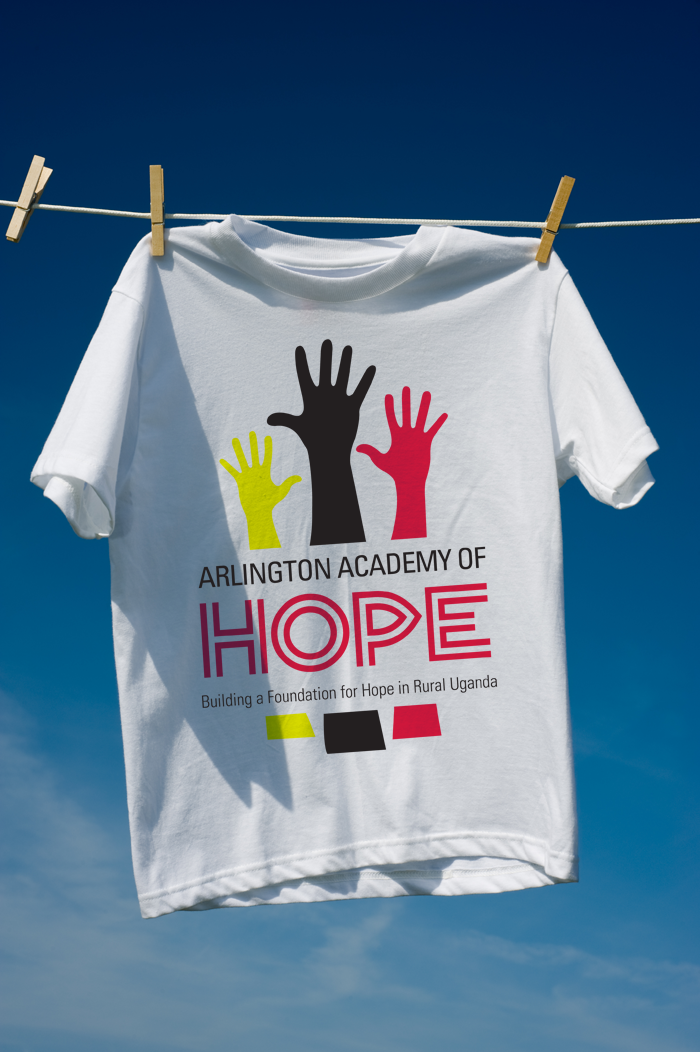Kacy littlehale portfolio for Non profit t shirts
