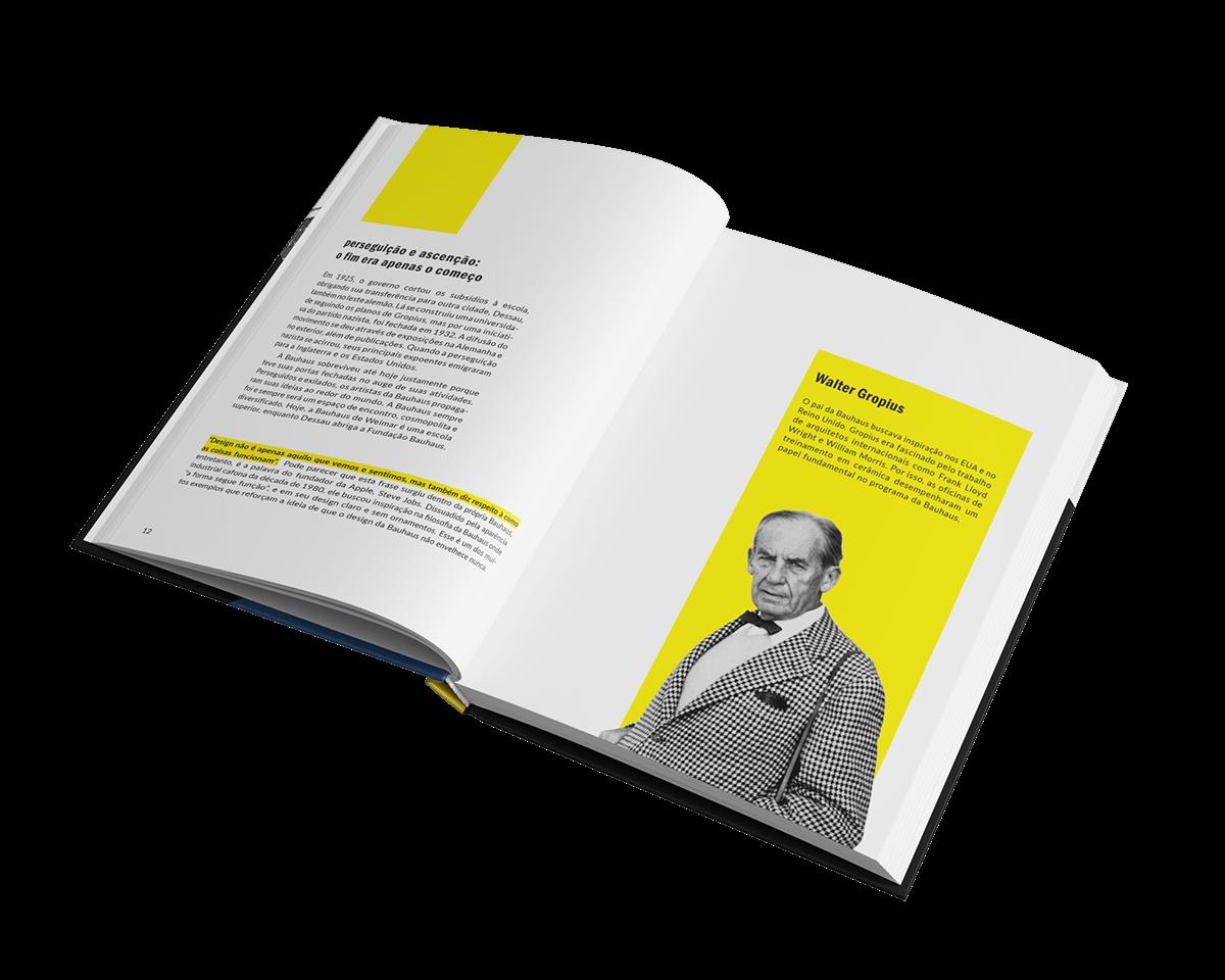 bauhaus Livro bauhaus 100 anos Centenario editorial UFRJ