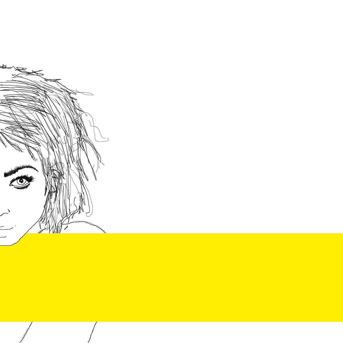 sketch draw women