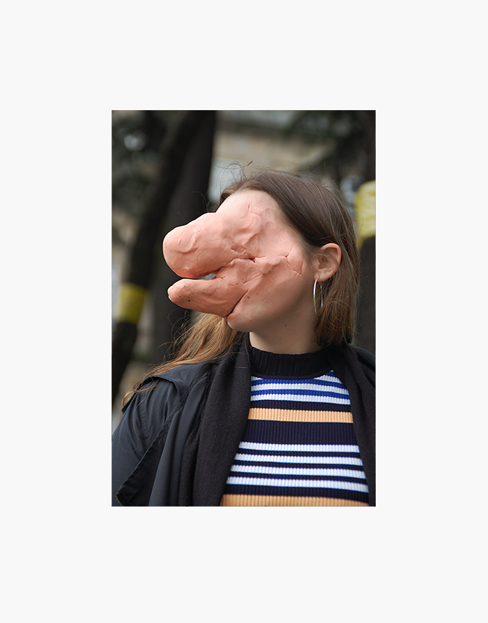 headshot portrait clay characters mix Plasticine Play Dough