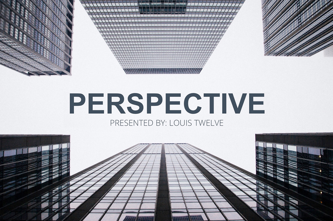 Perspective powerpoint template on behance perspective powerpoint template is a new fresh and modern presentation its very easy with tons of vector icons you can change color and size directly in toneelgroepblik