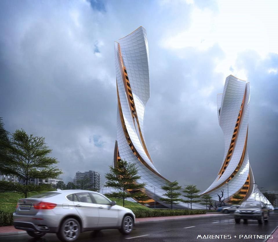 architecture,organic,parametric