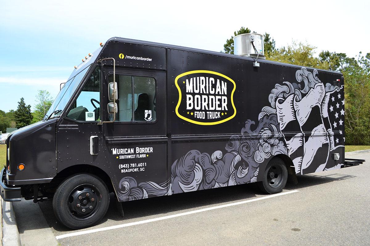 murican broder food truck