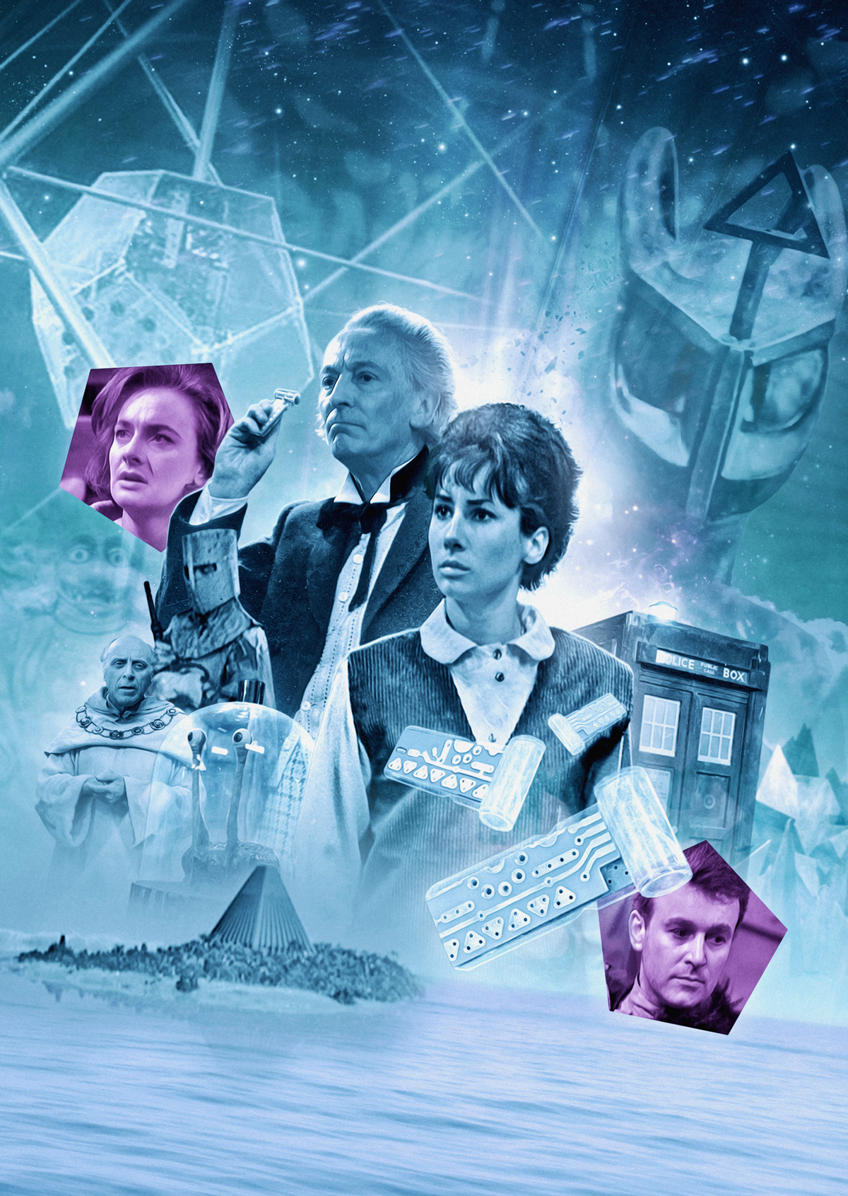 Doctor Who Dvd Covers On Behance
