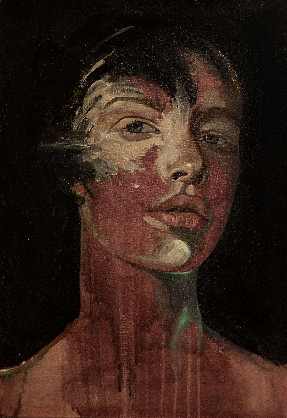 Marcello Castellani Portrait Paintings