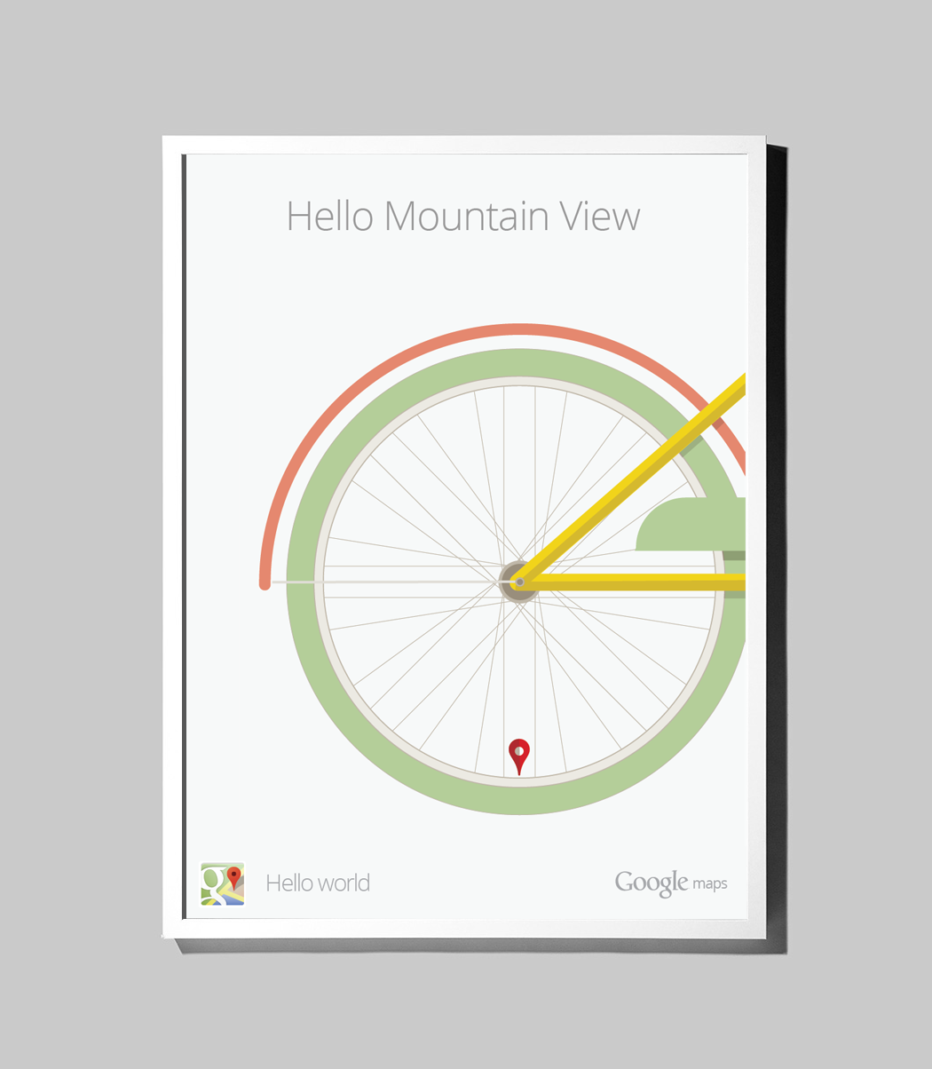 Google maps hello world on behance thank you gumiabroncs Gallery