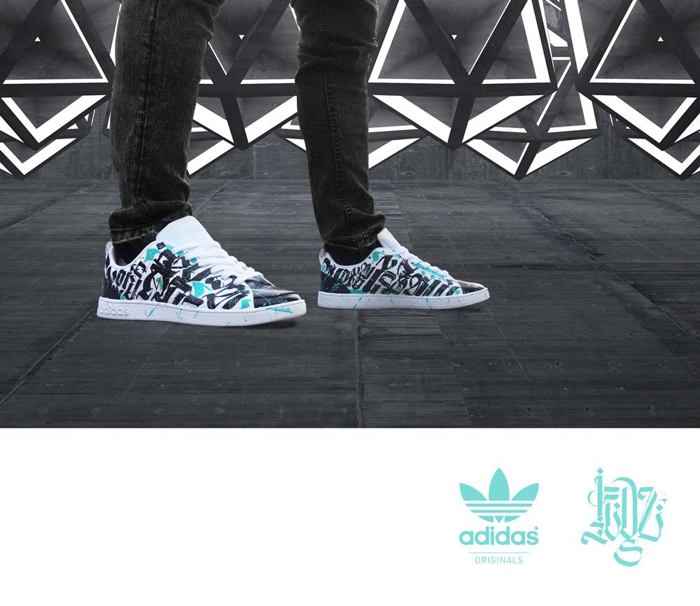 Adidas Custom Shoe 2 on Behance