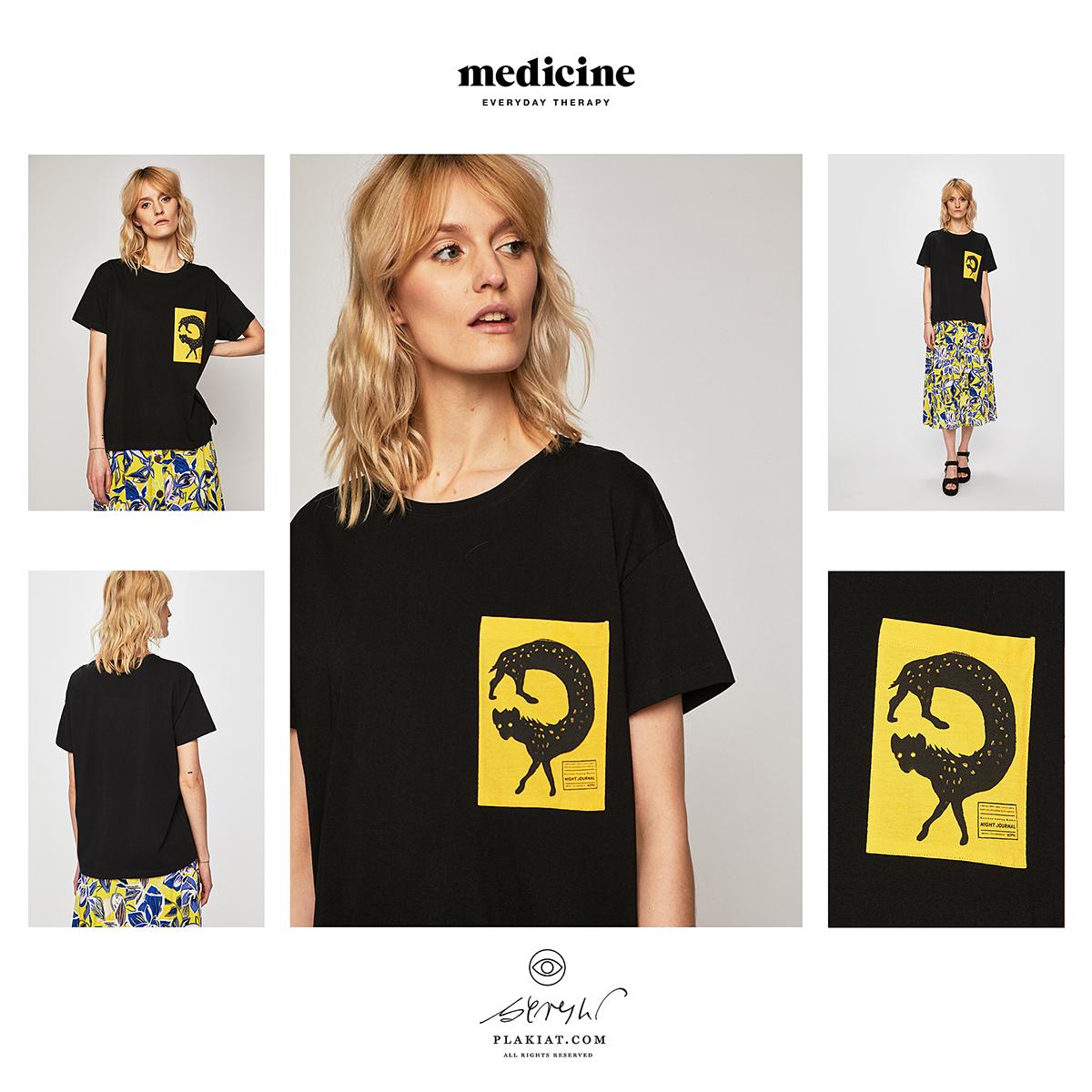 medicine,medicine everyday therapy,Fashion ,moda,zara,vogue,tshirt,tshirts,koszulki,clothes