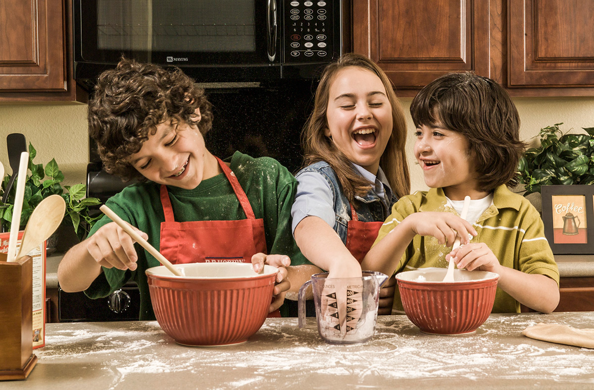 family lifestyle family fun Family Playtime Kids Kids cooking