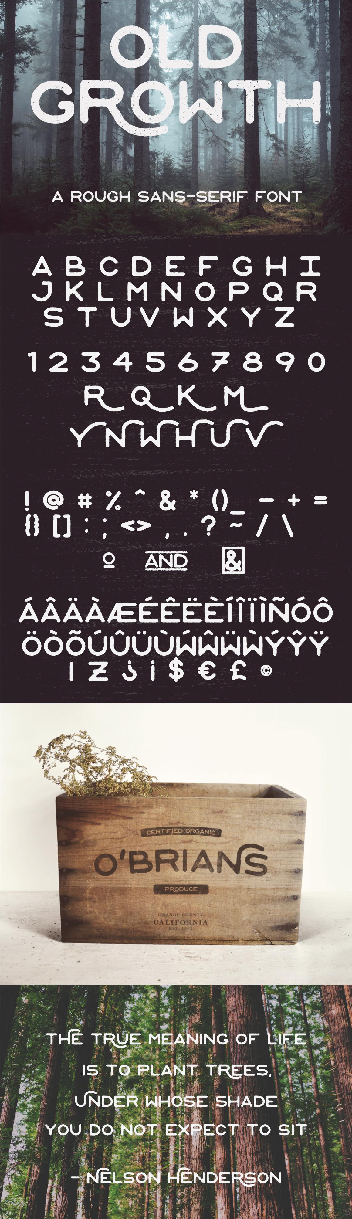 free Free font free fonts Typeface free typeface rough vintage grunge freebie freebies