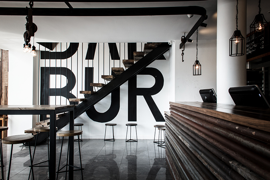 Typografie in je interieur