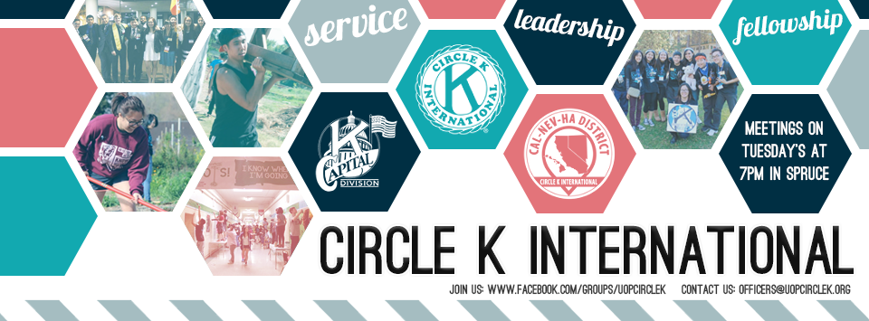 Circle K International on Behance