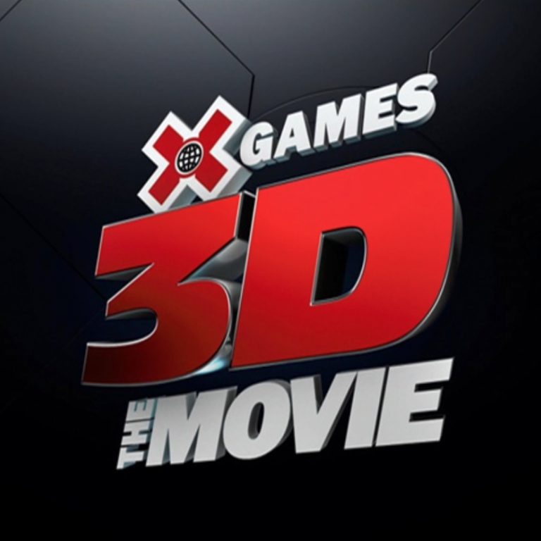 X Games 3D The Movie on Behance