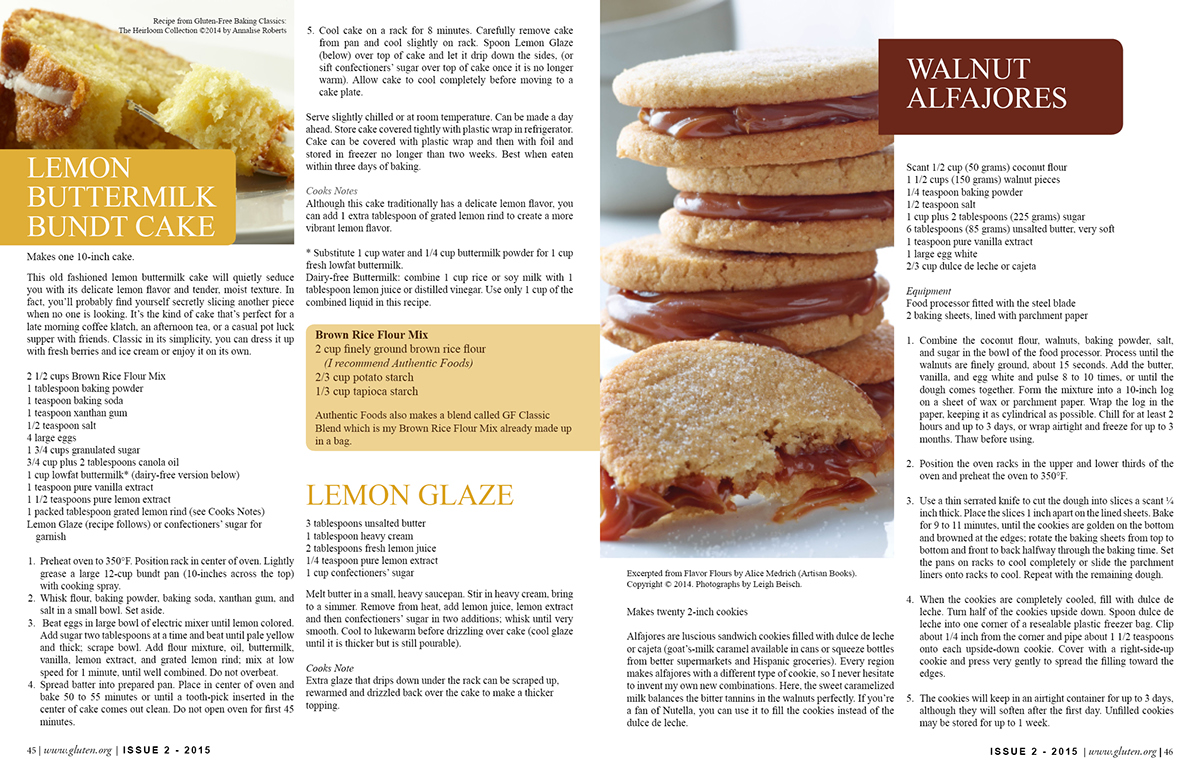 Recipe magazine layout on behance forumfinder Images