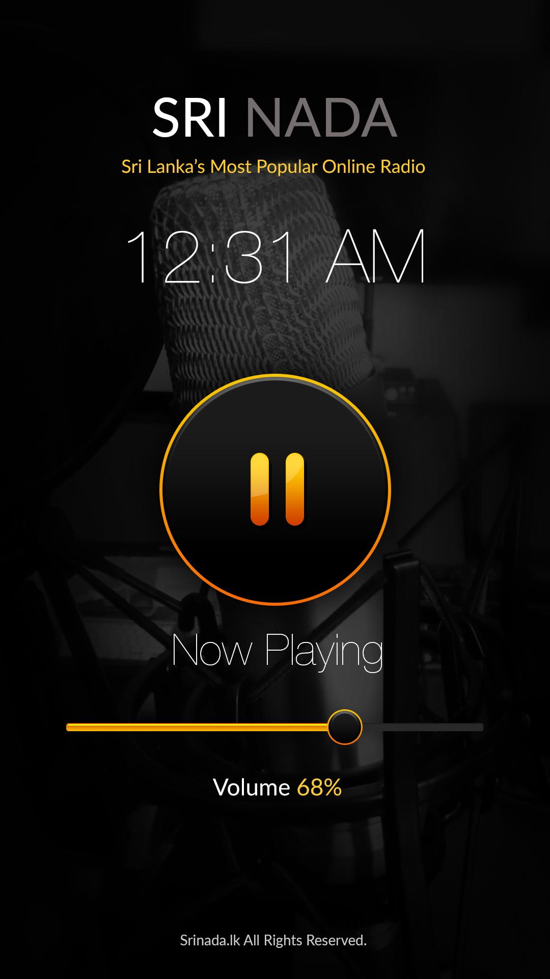 Radio radio app app design radio ui music app Mobile app Android App